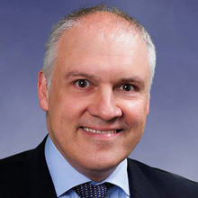 Dr. Burkhard Selent ist seit 20 Jahren bei Colgate Palmolive (Foto: CP GABA)